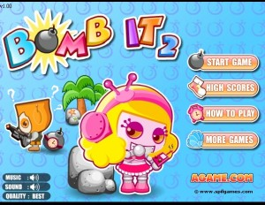 Онлайн Игры бомберы на двоих