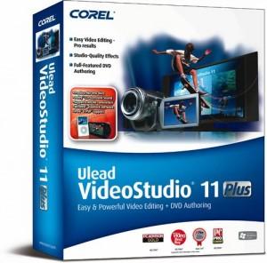 Усовершенствованна версия Corel, программа - VideoStudio для работы с видео