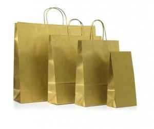 Изготовление бумажных пакетов, этапы сборки разнообразных бумажных пакетов