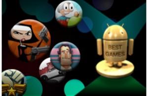 Лучшие игры на андроид - Legacy Quest и Interstellar Pilot