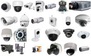 Внутренние и наружные камеры видеонаблюдения