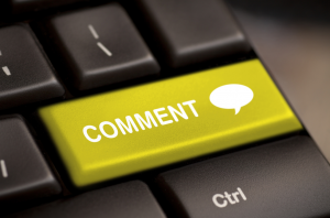 Зачем писать комментарии на блогах