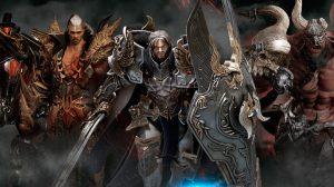 Не совсем MMO - Aion: Legions of War