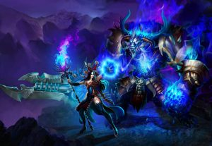 Обзор игры Heroes of Newerth