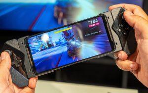 ASUS представил ROG Phone II с процессором Snapdragon 855 Plus и батареей на 6000 мАч