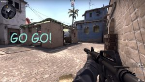 Игра Counter Strike GO