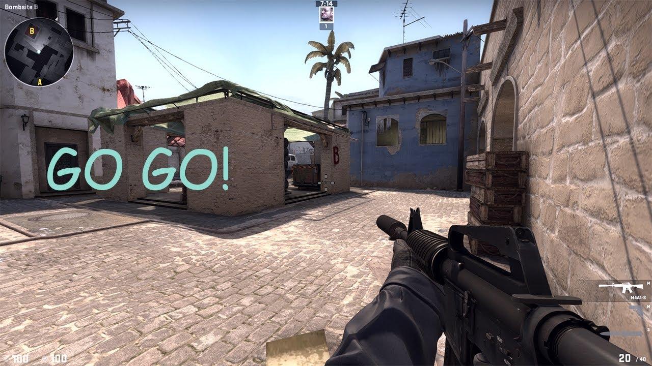 Игра Counter Strike GO