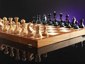 Влияние шахмат на развитие мышления
