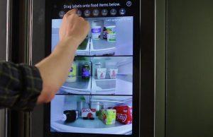 2030 год. Умный холодильник заказал продукты на дом