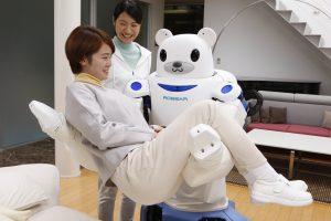 Робот-санитар – высокие технологии из Японии
