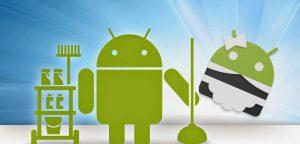 5 шагов, которые помогут очистить память на Андроиде