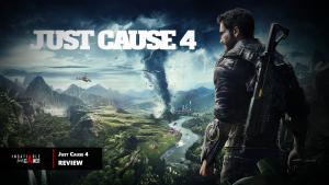 Описание игры Just Cause 4