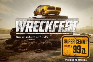 Описание игры Wreckfest