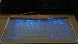 Бескнопочная клавиатура: может ли такое быть?