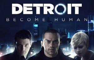 Описание игры Detroit: Become Human